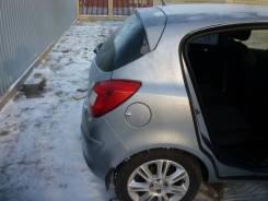 Лючок топливного бака. Opel Corsa Двигатели: A13DTC, Z13DTJ, A10XEP, A16LER, B16LER, Z16LER, A12XER, A14XER, Z13DTH, A16LEL, Z16LEL, Z12XEP, Z14XEP