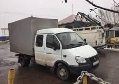 ГАЗ 3302. ГАЗ-3302, 2 000 куб. см., 1 345 кг.