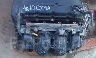Двигатель в сборе. Mitsubishi Lancer, CY4A, CY, CY3A Двигатель 4B10