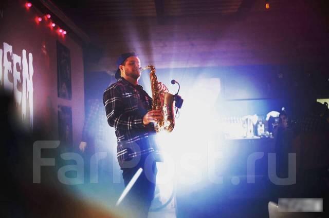 Саксофонист на любые мероприятия!
