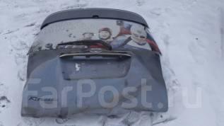Дверь багажника. Toyota Ractis, SCP100 Двигатель 2SZFE