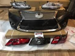 Рестайлинг комплект Toyota camry 40 ( Бампер Камри в стиле Lexus )