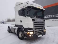 Scania. Тягач R400 LA4X2HNA 2014 г. в., 13 000 куб. см., 20 000 кг.