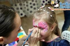 Аквагрим от Аквагримера на детский праздник