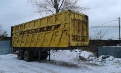 МАЗ. Полуприцеп-Ломовоз Маз-9506-10, 25 000 кг.