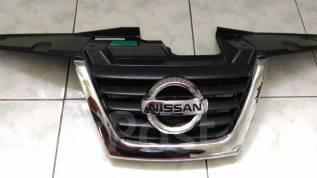 Решетка радиатора. Nissan Juke, YF15, NF15, F15 Двигатели: MR16DDT, HR15DE, HR16DE