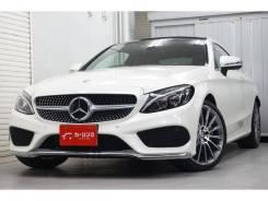 Mercedes-Benz C-Class. автомат, задний, 1.6, бензин, 19 000 тыс. км, б/п. Под заказ