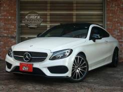 Mercedes-Benz C-Class. автомат, задний, 2.0, бензин, 12 000 тыс. км, б/п. Под заказ