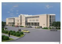 Торгово-офисные помещения от 20 до 1000 кв. м. Высокий трафик, парковка. 3 500 кв.м., проспект Мира 1к, р-н Автовокзал