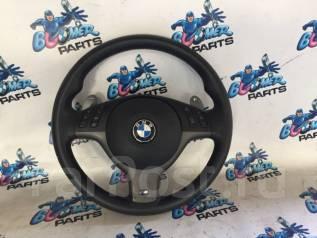 Руль. BMW 3-Series, E46/4, E46/2, E46/2C, E46/3 BMW 5-Series, E39 Двигатели: M52TUB28, M54B25, M43B19, M52TUB25, M54B22, N46B18, M54B30, M47D20, N46B2...