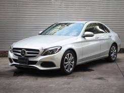 Mercedes-Benz C-Class. автомат, задний, 2.0, бензин, 11 000 тыс. км, б/п. Под заказ