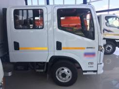 Naveco. - новый грузовик на дорогах России !, 2 800куб. см., 3 498кг., 4x2