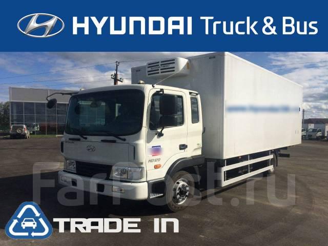 Hyundai HD120. Новый Hyundai HD-120 Рефрижератор от официального дилера в Иркутске !, 5 899 куб. см., 6 500 кг.