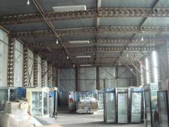 Холодный склад 400 кв. м., ул. Шоссейная, 22. 400 кв.м., улица Шоссейная 22, р-н шоссейная