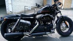 Harley-Davidson Sportster Forty-Eight XL1200X. 1 200 куб. см., исправен, птс, с пробегом