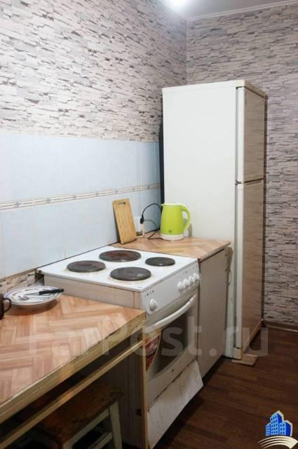 Гостинка, улица Сельская 8. Баляева, 24 кв.м. Кухня