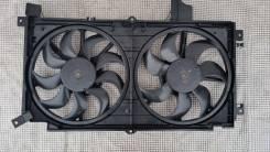 Вентилятор охлаждения радиатора. SsangYong Korando SsangYong New Actyon Двигатель D20DTF