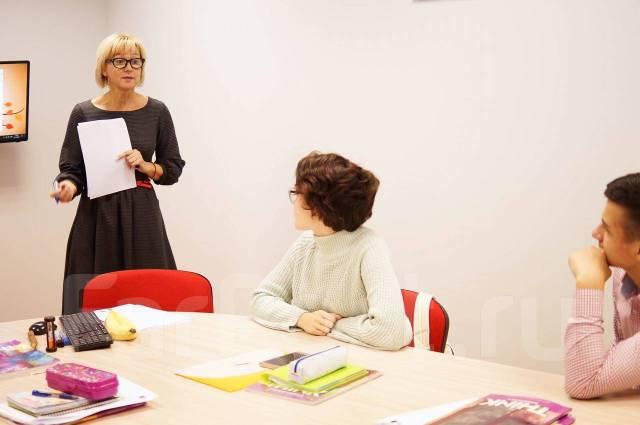 Школа английского языка для детей и взрослых на Жигура