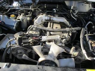 Двигатель в сборе. Nissan Safari, WRGY61 Двигатель TD42