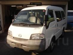 Mazda Bongo. механика, 4wd, 2.2, дизель, б/п, нет птс. Под заказ
