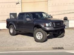 Ford F150. автомат, задний, 5.4, бензин, 87 тыс. км, б/п, нет птс. Под заказ