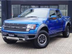 Ford F150. автомат, 4wd, 6.2, бензин, 61 тыс. км, б/п, нет птс. Под заказ