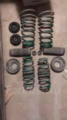 Пружина подвески. Suzuki Swift, ZC21S, ZD11S, ZC, ZC11S, ZC71S, ZD21S, ZC31S Двигатели: M15A, M13A, K12B, M16A