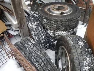 Отличные грузовые колеса. x19.5 8x170.00