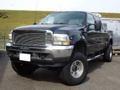 Ford F250. автомат, 4wd, 6.8, бензин, 97 тыс. км, б/п, нет птс. Под заказ