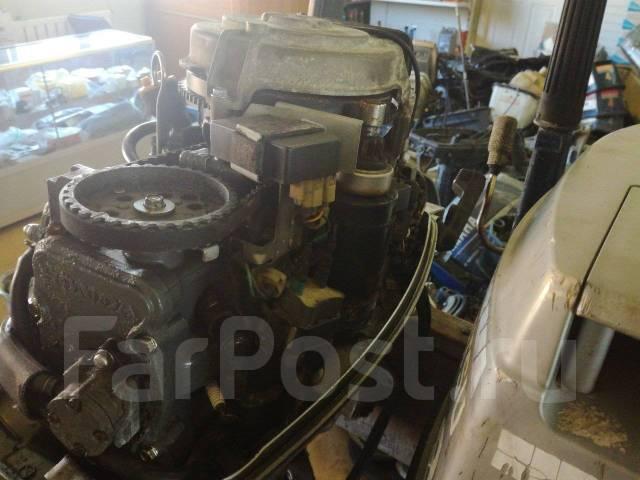 двигатель honda bf15 л.с