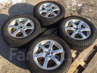 Bridgestone. 7.0x17, 5x100.00, ET50, ЦО 55,0мм.