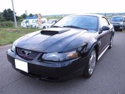 Ford Mustang. автомат, задний, 3.8, бензин, 65 тыс. км, б/п, нет птс. Под заказ