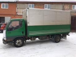 Mitsubishi Canter. Продам отличный фургон, 4 300 куб. см., 3 000 кг.