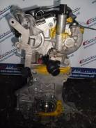 Двигатель CCZA к Skoda Superb, 2.0тб, 200лс