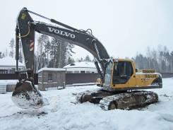 Volvo. Гусеничный экскаватор 290, 30 т, 2 м3