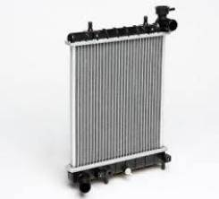 Радиатор охлаждения двигателя. Hyundai Accent, LC2 Hyundai Verna Двигатели: G4EA, G4EB, G4ECG, G4EDG, G4EK