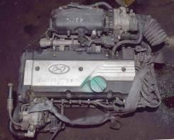 Двигатель в сборе. Kia Rio Kia Cerato Hyundai Getz Двигатель G4EDG