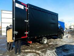 ГАЗ ГАЗель Next. Газель NEXT Евроборт 4м, 2 700 куб. см., 1 500 кг.