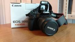 Canon EOS 1100D. 10 - 14.9 Мп, зум: без зума
