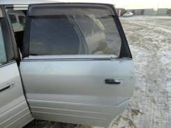 Дверь задняя левая на Toyota Nadia Type SU