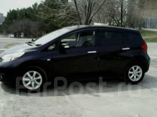 Nissan Note. вариатор, передний, 0.1 (98 л.с.), бензин, 43 600 тыс. км