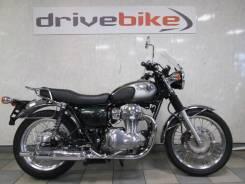 Kawasaki W800. 800 куб. см., исправен, птс, без пробега