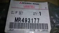 Колодка тормозная. Mitsubishi: Delica, Grandis, Toppo BJ, Town Box Wide, Outlander, Town Box, Airtrek, Minica, Lancer Cedia, eK-Wagon, Galant Fortis...