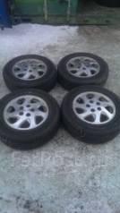 Toyota. 6.0x15, 5x114.30, ET45, ЦО 65,0мм.