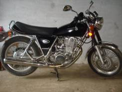 Yamaha SR400. 400 куб. см., исправен, птс, с пробегом
