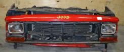 Ноускат. Jeep Cherokee
