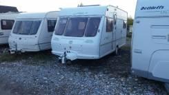 Fleetwood. 450/4 2001г/+палатка.4 спальных места, 2 700 куб. см.