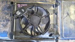Радиатор охлаждения двигателя. Nissan Lafesta, B30 Двигатель MR20DE