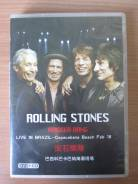 Dvd(Rolling Stones), 2 диска.