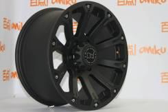 Black Rhino. 9.0x18, 6x139.70, ET12, ЦО 108,0мм.